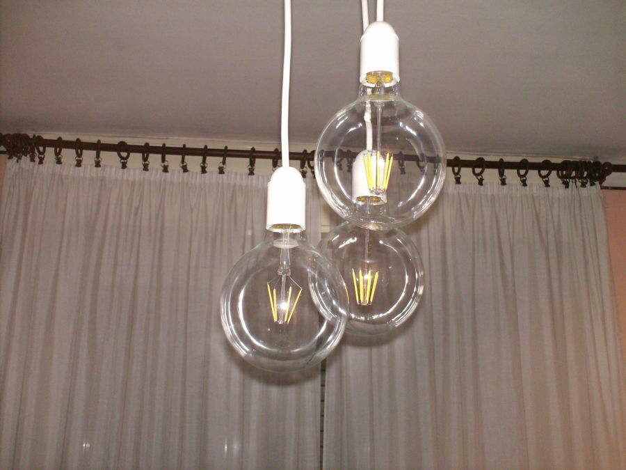 Lampade A Globo Led : Stgitalia led lighting lampade led a filamento